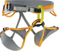 Edelrid Creed Adjustable Rock Climbing Harness